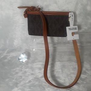 Michael KORS brown belt bag
